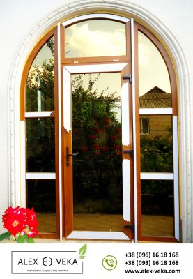 арочные-входные-двери-под-дерево-купить-пластиковые-алюминиевые-алекс-века-винница-киев
